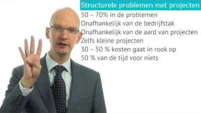 Structurele problemen met projecten herkennen